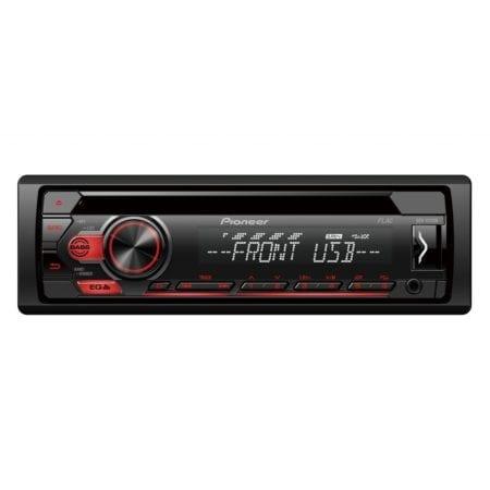 Ράδιο/CD/USB/BLUETOOTH Pioneer DEH-S110UB