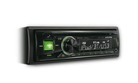 Ράδιο/CD/USB/BLUETOOTH Alpine CDE-173BT