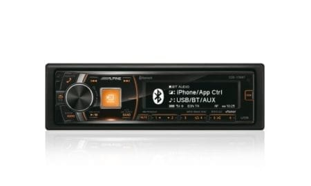 Ράδιο/CD/USB/BLUETOOTH Alpine CDE-178BT