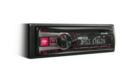 Ράδιο/CD/USB/BLUETOOTH Alpine CDE-192R