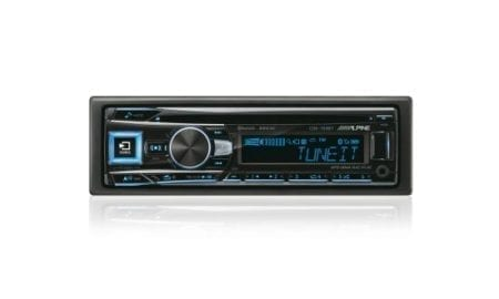 Ράδιο/CD/USB/BLUETOOTH Alpine CDE-193BT