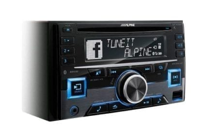 Ράδιο/CD/USB/BLUETOOTH Alpine CDE-W296BT