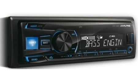 Ράδιο/CD/USB/BLUETOOTH Alpine UTE-80B