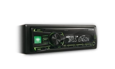 Ράδιο/CD/USB/BLUETOOTH Alpine UTE-81R