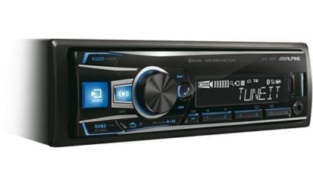 Ράδιο/CD/USB/BLUETOOTH Alpine UTE-92BT