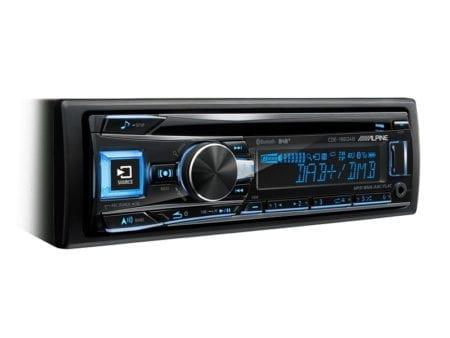Ράδιο/CD/USB Alpine CDE-196DAB