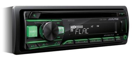 Ράδιο/CD/USB Alpine CDE-201R