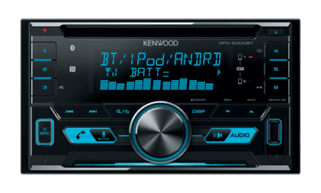 Ράδιο/CD/USB/BLUETOOTH Kenwood DPX-5000BT.