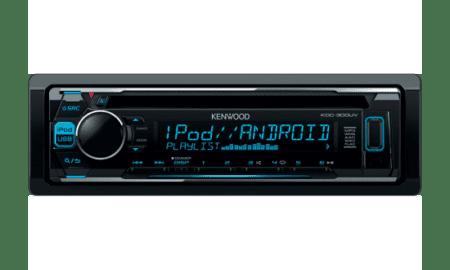 Ράδιο/CD/USB/BLUETOOTH Kenwood KDC-300UV.