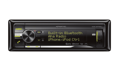 Ράδιο/CD/USB/BLUETOOTH Kenwood KDC-BT53U.