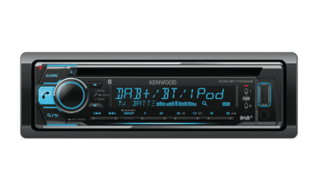 Ράδιο/CD/USB/BLUETOOTH Kenwood KDC-BT710DAB