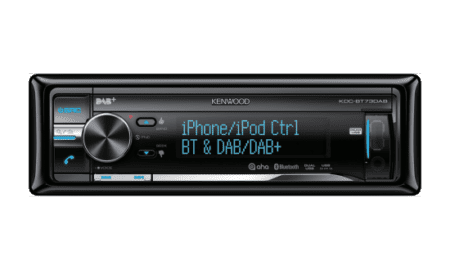 Ράδιο/CD/USB/BLUETOOTH Kenwood KDC-BT73DAB.