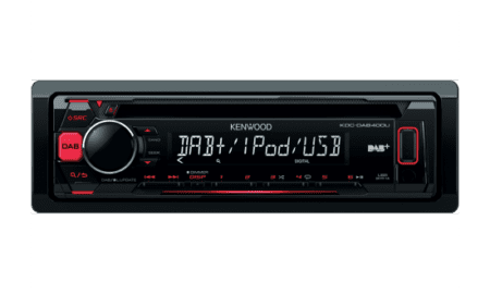 Ράδιο/CD/USB/BLUETOOTH Kenwood KDC-DAB400U.