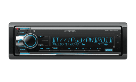 Ράδιο/CD/USB/BLUETOOTH Kenwood KDC-X5100BT.
