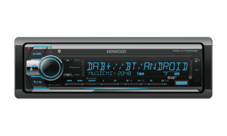 Ράδιο/CD/USB/BLUETOOTH Kenwood KDC-X7100DAB.