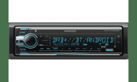 Ράδιο/CD/USB/BLUETOOTH Kenwood KDC-X7100DAB.