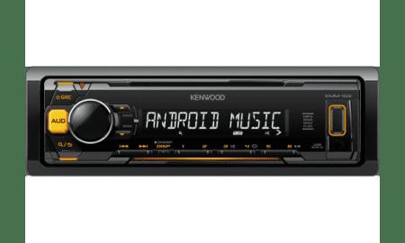 Ράδιο/USB/BLUETOOTH Kenwood KMM-104AY