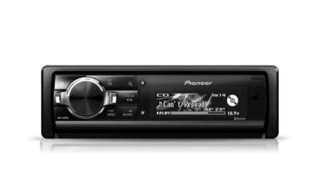 Ράδιο/CD/USB/BLUETOOTH Pioneer DEH-80PRS