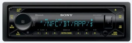 Ράδιο/CD/USB/BLUETOOTH Sony MEX-N5300BT.