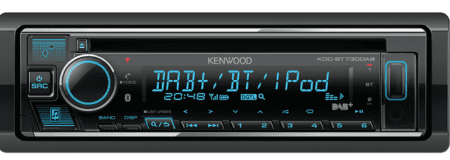 Ράδιο/CD/USB/BLUETOOTH Kenwood KDC-BT730DAB.