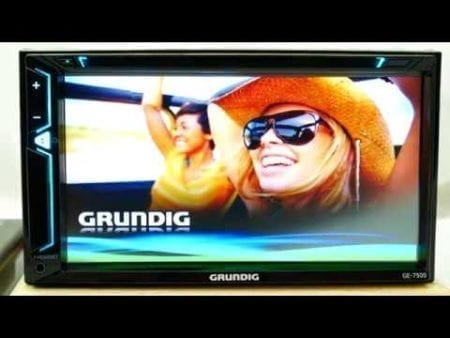 Ράδιο/CD/USB/BLUETOOTH GRUNDIG 2 DIN