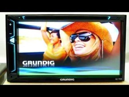 Ράδιο/CD/USB/BLUETOOTH GRUNDIG 2 DIN