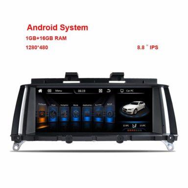 OΘΟΝΗ Multimedia OEM AN4104 BMW X3  ( F25 ) mod. 2011-2013 CIC system