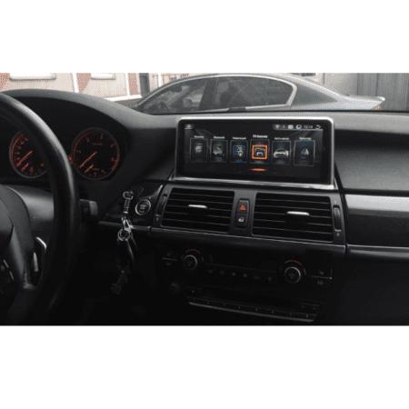 OΘΟΝΗ Multimedia OEM AN4596_GPS  BMW X5  E70 – X6 E71 mod. 2006-2013