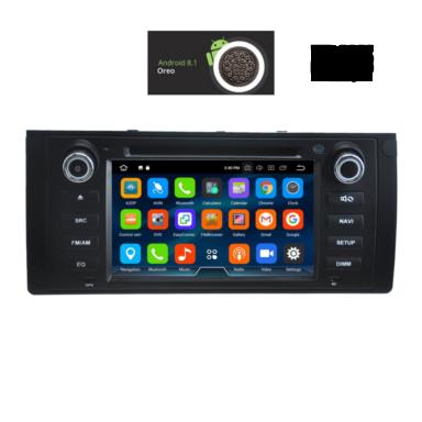 OΘΟΝΗ Multimedia OEM AN8395_GPS BMW  S.5  E39 – X5 E53  mod. 1997-2006