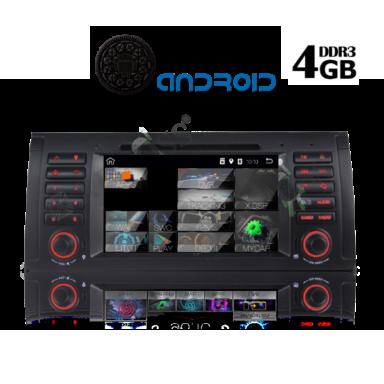 OΘΟΝΗ Multimedia OEM AN8795_GPS BMW S5 E39 –X5 E53 mod.1997-2005