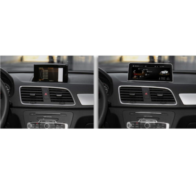OΘΟΝΗ Multimedia OEM AN4292_GPS AUDI Q3 mod. 2011