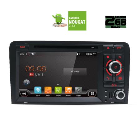OΘΟΝΗ Multimedia OEM AN7749 GPS AUDI A3 mod. 2003-2012