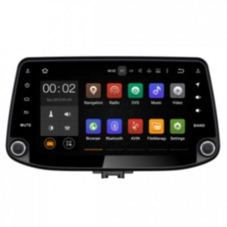 OΘΟΝΗ Multimedia OEM AN7160_GPS HUYNDAI I30 mod. 2018>