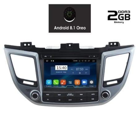 OΘΟΝΗ Multimedia OEM AN8361_GPS HUYNDAI TUCSON mod. 2015>