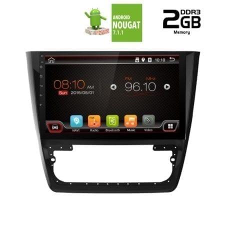 OΘΟΝΗ Multimedia OEM AN7482_GPS SKODA YETI mod. 2014>