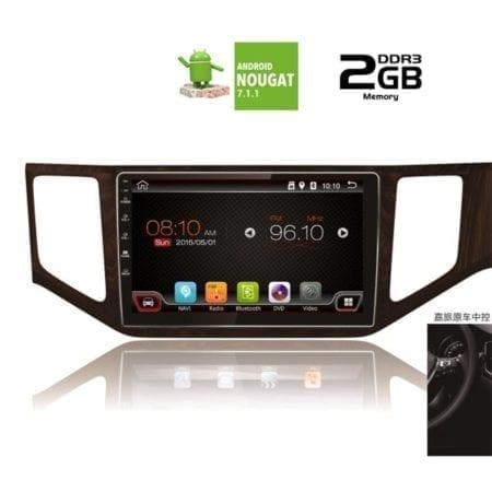 OΘΟΝΗ Multimedia OEM AN7492_GPS  VW GOLF  SPORTSVAN mod. 2014>
