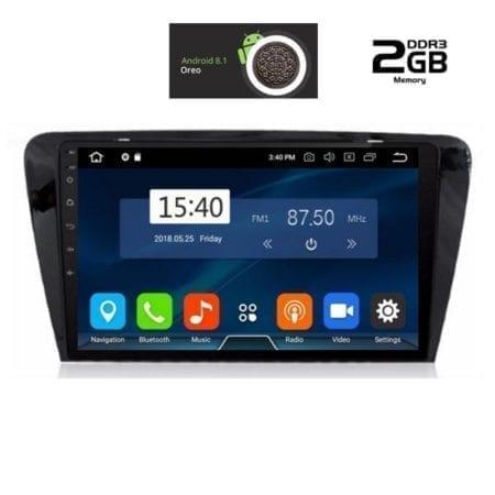 OΘΟΝΗ Multimedia OEM AN8483_GPS (10inc)SKODA OCTAVIA 7 mod. 2013>
