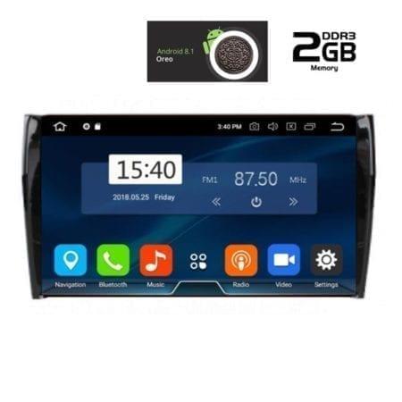 OΘΟΝΗ Multimedia OEM AN8484_GPS  SKODA KODIAQ – KAROQ  mod. 2016>