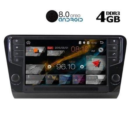 OΘΟΝΗ Multimedia OEM AN8879_GPS (9inc)SKODA OCTAVIA 7 mod. 2013>