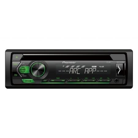 Ράδιο/CD/USB/MP3/BLUETOOTH Pioneer DEH S121UBG