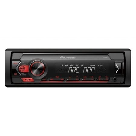 Ράδιο/CD/USB/MP3 Pioneer MVH-S120UB