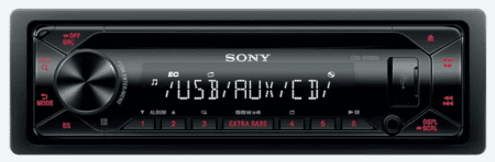 Ράδιο/CD/USB/MP3 Sony CDX-G1300U