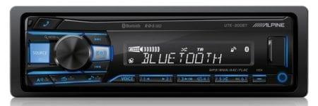 Ράδιο/CD/USB/BLUETOOTH Alpine UTE 200BT