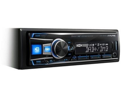 Ράδιο/CD/USB/Alpine UTE-93DAB