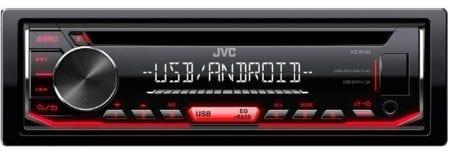 Ράδιο CD MP3 JVC KD-R494