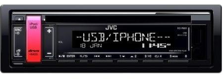 Ράδιο CD MP3 JVC KD-R691