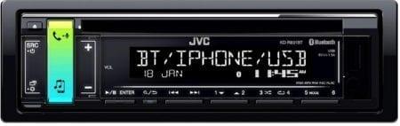 Ράδιο CD MP3 BLUETOOTH  JVC KD-R891BT
