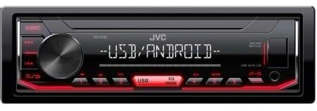Ράδιο CD MP3 JVC KD-X162