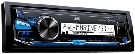 Ράδιο CD MP3 BLUETOOTH JVC KD-X33MBT