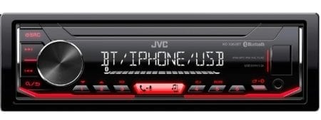Ράδιο CD MP3 BLUETOOTH JVC KD-X352BT